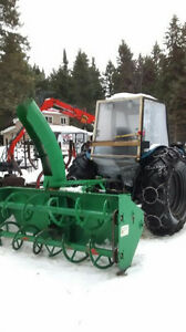 Tracteur Ford Super Major 1963, 54 HP,