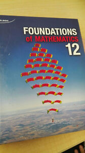 Looking For Foundations of Mathematics 12 Textbook