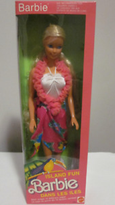 1987 Island Fun Barbie doll