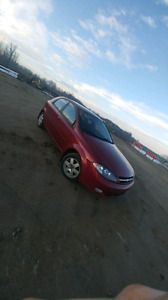 Chevy optra 5 2005