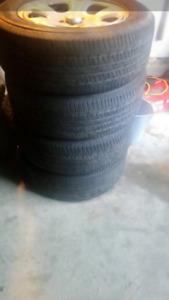 All Season Tires 215/60R16