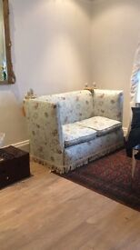 2 lovely knole Settees