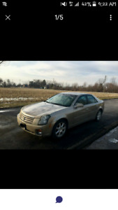 04 Cadillac cts fully loaded low kms
