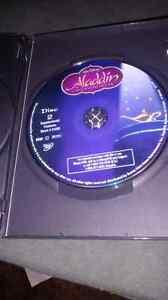 Aladdin dvd 2 disc set Belleville Belleville Area image 4