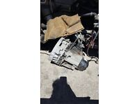 Renault scenic 1.5 dci gearboxes