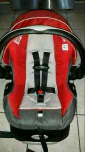 Baby car seat (low weight babies)
