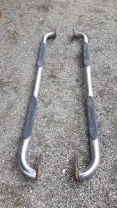 Airies running boards