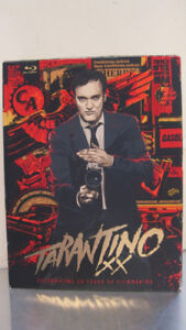 Tarantino XX Blu Ray Collectioon