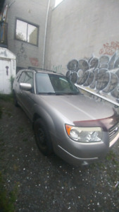 Subaru forester 2006 cuir full