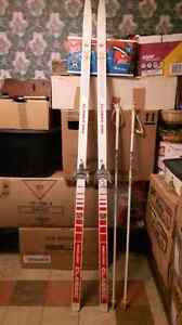 Cross coutry skis.for ssle.
