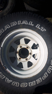 6 bolt gmc rims