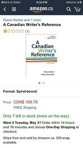 The Canadian Writer's Reference