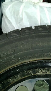 Michelin Ice Tires, 185 60R 15
