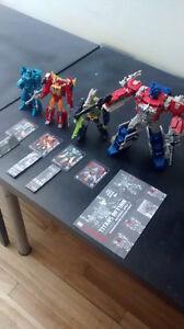 Transformers Combiner wars Titan's return lot