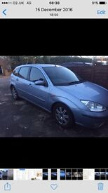 Ford Focus 2005 £350 ONO