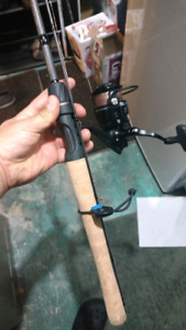 Brand new rod and reel
