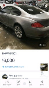 guys is trying to sell a lien car saying it comes off beware