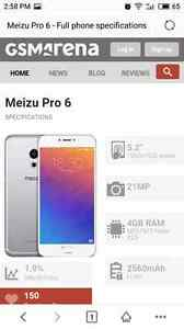 Meizu pro 6  to trade or sell  text with offers