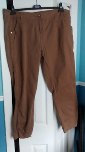 Full length pants XL