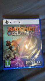 Ps4 game Ratchet Clank rift apart
