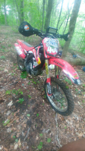 2008 crf450r part out or take it all for 1500