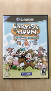 Harvest Moon Magical Melody for Nintendo Gamecube