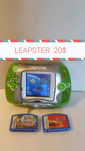 LEAPSTER LEAP FROG