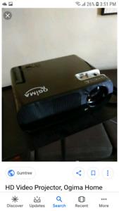 Ogima projector bl20 led 2600 lummis $100