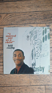 BILL COSBY'S 2ND COMEDY ALBUM LP VINYL RECORD ALBUM