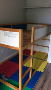Bunkbed for young kids