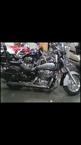 2005 Honda Shadow(Immaculate)