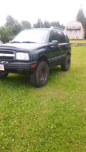 99 lifted tracker