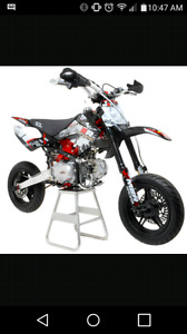Will take your old un wanted pit bikes running or not