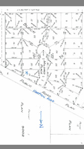 Property at Victoria Beach for sale - serviced lot - REDUCED
