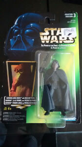Star wars assorted figures