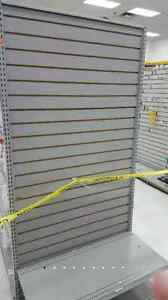 RETAIL FIXTURES AND SHELVING