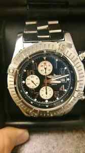 Franken Breitling  Super Avenger automatic chronograph Watch