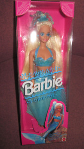 1991 Mermaid Barbie doll (Rainbow Barbie)
