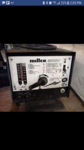 Soudeuse à l'arc Miller