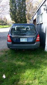 2005 Subaru 25x