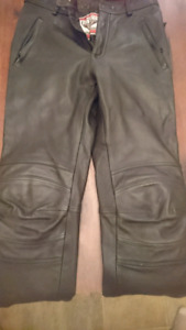 Rideing leather pants