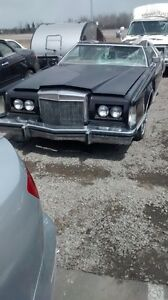 ford lincoln continental 1978 (pour piece) v8 460 A1