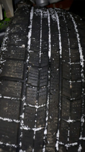 Snow Tires & Rims 215/60/16