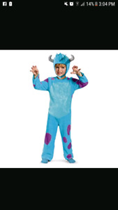 Sully costume size 4-5