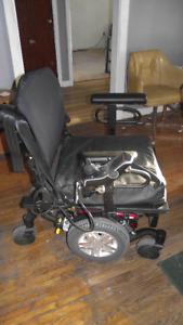 Electric Wheel Chair, Edge HD Model Q6