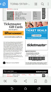 Concert tickets Roger Waters - Ottawa