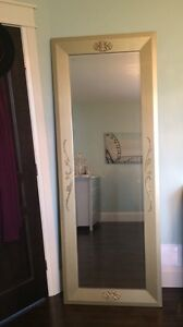 Leaning Wall Mirror