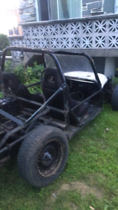 Dune buggy 2 place  650cc