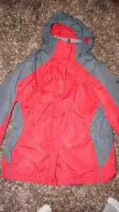 Womans 3 in 1 Columbia Winter/spring/summer coat London Ontario image 3