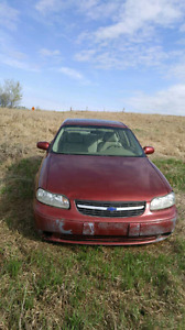 2002 chevy Malibu for parts